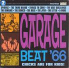V/A - Garage Beat '66 Volume Two - Chicks Are For Kids! CD