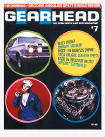 GEARHEAD ISSUE #7