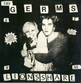 The Germs - Lions Share CD