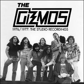 The Gizmos - 1976/1977: The Studio Recordings CD
