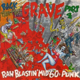 V/A - Back From The Grave Volume Four CD