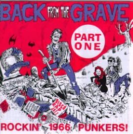 V/A - Back From The Grave Volume One CD