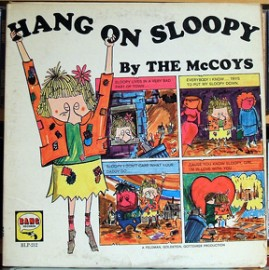 THE McCOYS - Hang On Sloopy LP