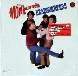 THE MONKEES - Headquarters LP