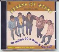 V/A - Hearts Of Stone: Brasilian '60s Beat & Garage CD