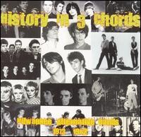 V/A - History In 3 Chords: Milwuakee Alternative Bands 1973-1982 CD