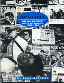 HITSVILLE - The 100 Greatest Rock 'n' Roll Magazines 1954-1968 book