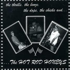 THE HOT ROD HONEYS EP