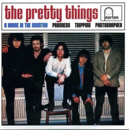THE PRETTY THINGS EP (A House In The Country)
