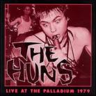 The Huns - Live At The Palladium 1979 CD