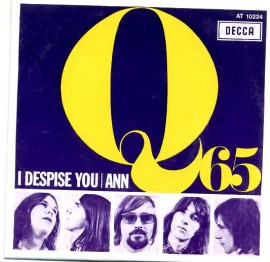 Q65 - I Despise You / Ann