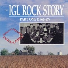 V/A - The IGL Rock Story Part One (1965-67) CD