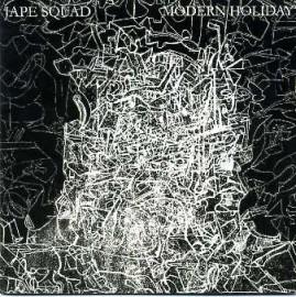 JAPE SQUAD - Modern Holiday CD