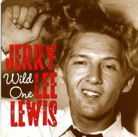 JERRY LEE LEWIS - Wild One / High School Confidential (alternate)