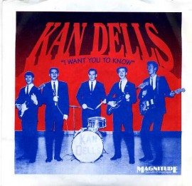 KAN DELLS - Shake It Baby /I Want You To Know