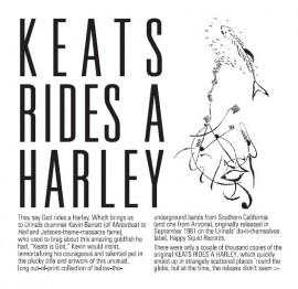 V/A - Keats Rides A Harley CD