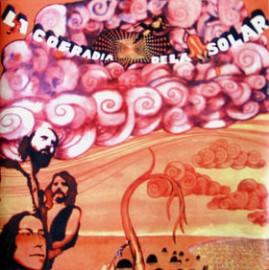 La Cofradia de la Flor Solar CD