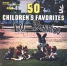 LIL BUNNIES - 50 Children's Favorite LP