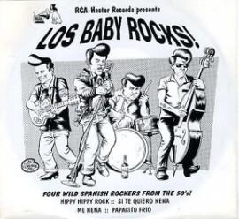 LOS BABY ROCKS! EP