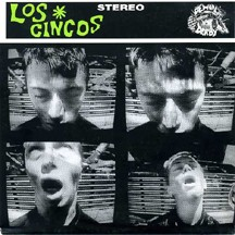 LOS CINCOS EP
