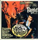 MACH KUNG-FU CD