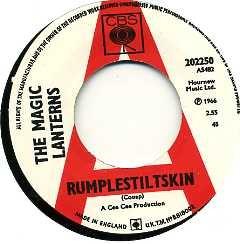 THE MAGIC LANTERNS - Rumplestiltskin / I Stumbled