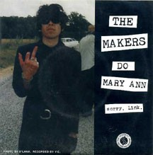 THE MAKERS / KINGS OF ROCK split single