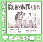 THE PSYCHOTIC REACTION - Masters Of Trash 10 LP