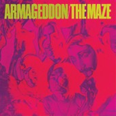 THE MAZE - Armageddon -The Maze LP