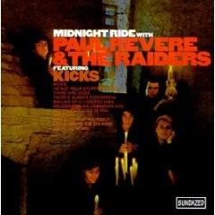 Paul Revere & The Raiders - Midnight Run CD