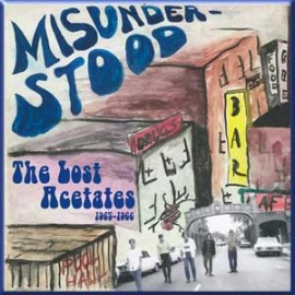 The Misunderstood - The Lost Acetates 1965-66 CD