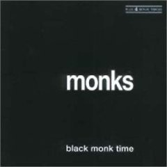Monks - Black Monk Time CD