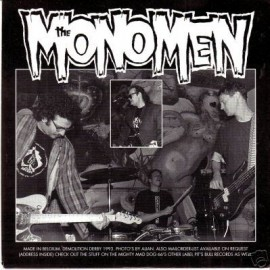 V/A: THE MONOMEN / THE APEMEN split single