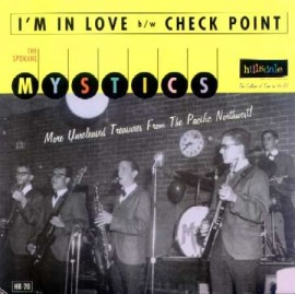 THE MYSTICS - I'm In Love / Check Point