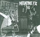NEGATIVE FX - Government War Plans E.P.