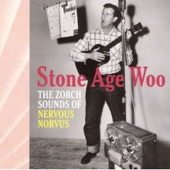 Nervous Norvus - Stone Age Woo CD