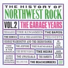 V/A - The History Of Northwest Rock CD