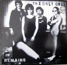 THE ONLY ONES - Remains LP