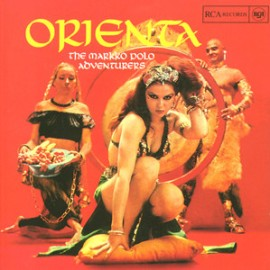 THE MARKKO POLO ADVENTURERS - Orienta / MICHEL MAGNE AND HIS ORCHESTRA - Tropical Fantasy CD