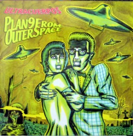ULTRACUERPOS - Plan 9 From Outer Space LP