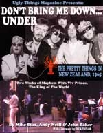 DON'T BRING ME DOWN...UNDER: The Pretty Things In New Zealand, 1965
