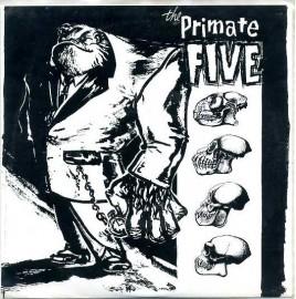 THE PRIMATE FIVE EP