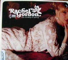 RACHEL GORDON - The Coming Of Spring CD