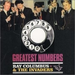 Ray Columbus & The Invaders - Greatest Numbers CD