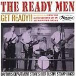 THE READY MEN - Get Ready!! LP