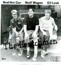 THE HENTCHMEN - Red Hot Car EP