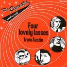 THE REGRETTES - Four Lovely Lasses From Austin EP