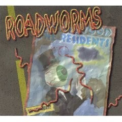 THE RESIDENTS - Roadworms CD