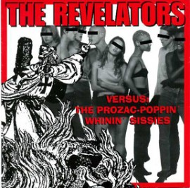 THE REVELATORS - Serve The Man / Crawdad