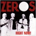 The Zeros - Right Now! CD